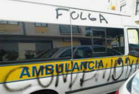 huelga ambulancias galicia